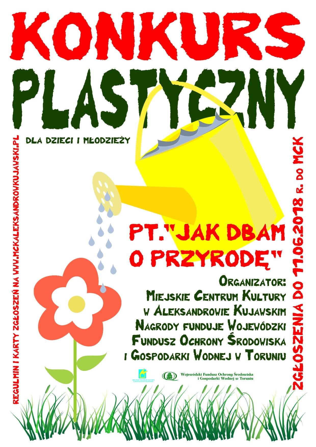 Konkursy Plastyczny I Fotograficzny Na Temat Przyrody